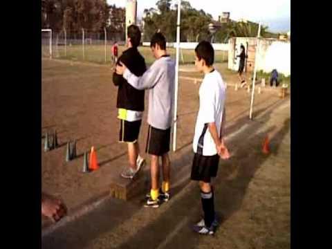 entrenamiento de Fuerza - Velocidad, para fútbol, preparación fisica