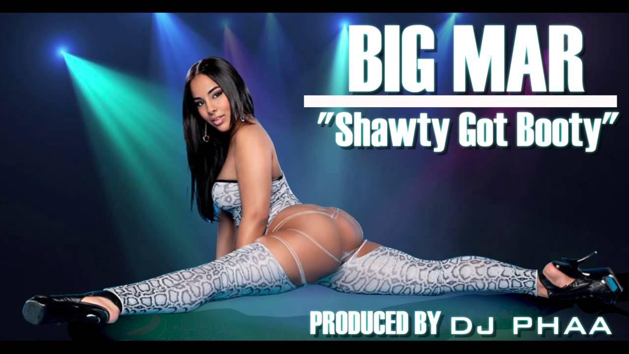 Shawty got a big ol butt 8 luscious louis 8
