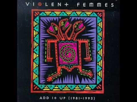 Violent Femmes - 36-24-36