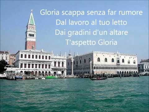 Umberto Tozzi - Gloria (With Lyrics).wmv