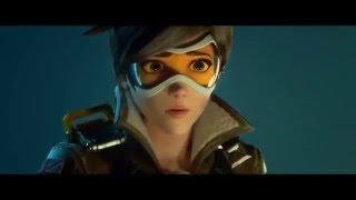 """Overwatch: All three animated shorts: """"Recall"""" """"Alive"""" """"Overwatch Cinematic Trailer"""" Compilation"""