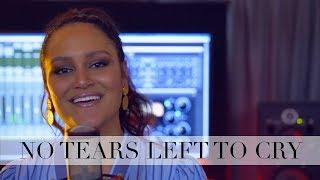 Download Lagu Ariana Grande - No Tears Left To Cry (Arlene Zelina Cover) Gratis STAFABAND