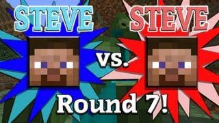 Steve vs. Steve - A Minecraft Rivalry - EP07