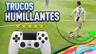 Los REGATES más HUMILLANTES de FIFA19!!! *AÚN NO EXPLICADOS*   TUTORIAL REGATES EFECTIVOS