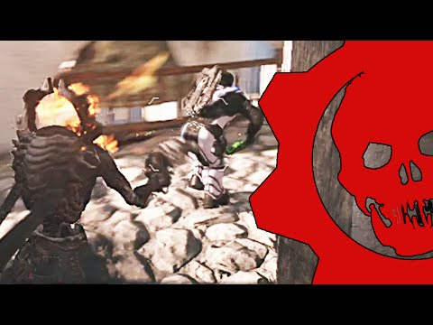 Gears of War: Judgment - You Can't Escape The Epic Reaper (EPIC MOMENT!)