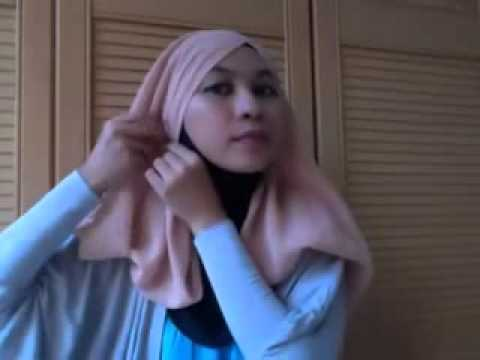 Nom de la vedio : Tutorial Hijab 2013 For You