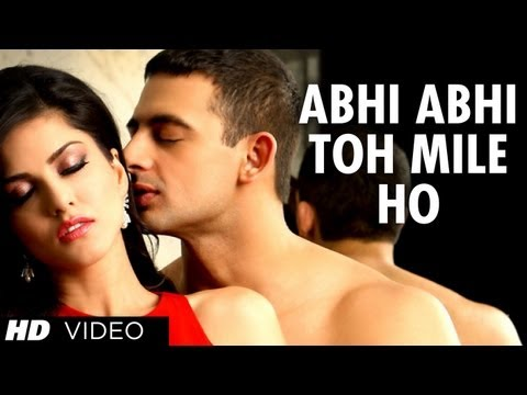 Abhi Abhi Toh Mile Ho Full Video Song Jism 2 | Sunny Leone Randeep...