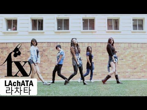f(x) LA chA TA 라차타 Dance Cover by SLAK 0.1