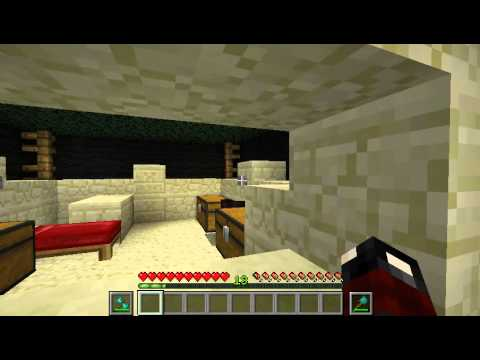 [Zrn][Mod][1.2.5] Minecraft #Battlegear (อาวุธคู่+โล่)
