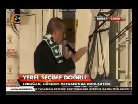 Tayyip Erdoğan Twitter'ın kökünü kazıyacağız Twitter kapandı 21 mart