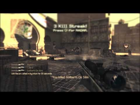 Cod4 Mini Edit | Sex6 video