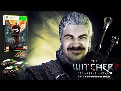 Why Buy Witcher 2 Enhanced Edition? AJ Interview