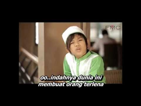 Tegar - Pantaskah Surga Untukku (Official Music Video HD)Lyrics
