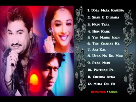 Kumar Sanu Romantic Full Songs Playlist...
