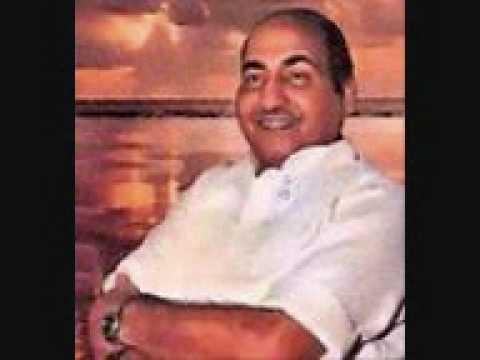 Bhari Duniya Mein Aakhir Dil a very loving tribute to Mohd Rafi...