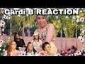 **Cardi B ft. Bad Bunny & J Balvin - I Like It Official Music Video** Reaction