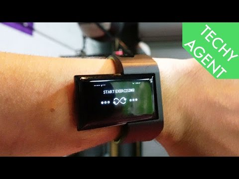 Atlas Wearable - Hands On REVIEW