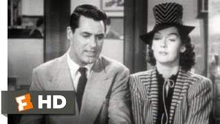 His Girl Friday (1940) - A Better Offer Scene (1/12) | Movieclips