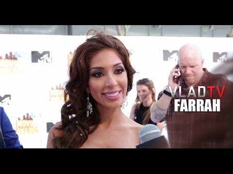 Farrah Abraham: Doing Scenes Isn't My Career, But They Do Show Me Love
