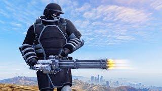 NEW $1,000,000 INVINCIBLE BALLISTIC ARMOR! (GTA 5 Gun Running DLC)