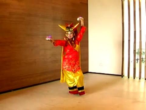 Tari Piring Kreasi By Ria Nofita Funding Padang.mpg video
