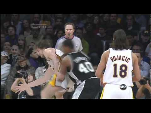 Pau Gasol Highlights As a Laker
