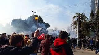 AntalyAkhisar | Yeni Stada Yürüyüş