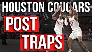 Houston Cougars | Trapping The Post