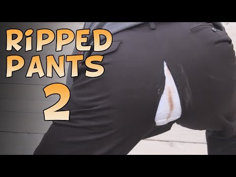 Ripped Pants 2 (Poo Poo Stains) klip izle