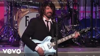Клип Foo Fighters - Big Me (live)