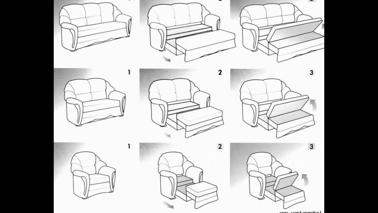Как сделать диван своими руками чертежи софа 74