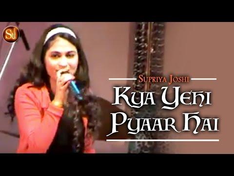 kya yahi pyar hai