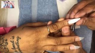 New Nail Art/Nail Technician -Tinh Yeu/The Best Nail Art Design/376