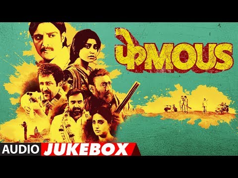 Full Album: Phamous | Jimmy Sheirgill, Jackie Shroff | Audio Jukebox