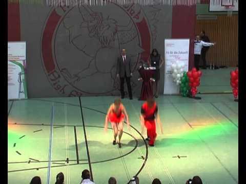 Christina Breustedt & Oliver Derksen - Landesmeisterschaft NRW 2013