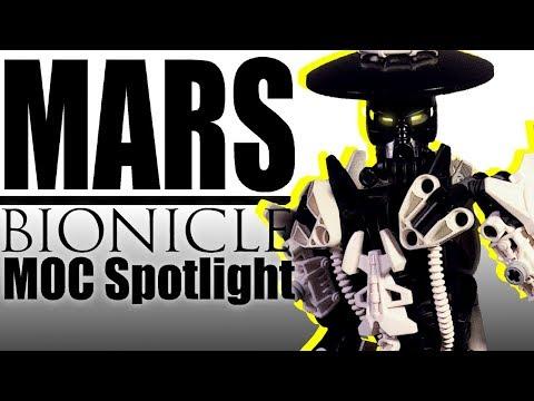 MOC Spotlight - Mars (BIONICLE MOC Review)