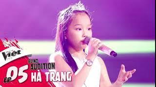 ập 5 Vòng Giấu Mặt | The Voice Kids - Giọng Hát Việt Nhí 2018