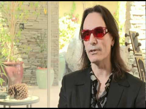 Steve Vai on Ozzy and Randy's Chemistry