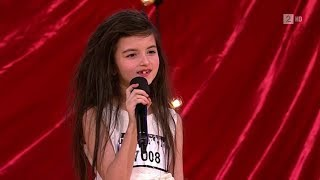 Angelina Jordan - Gloomy Sunday - Norske Talenter - 2014