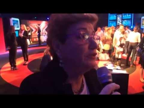 Mara Maionchi a 'Xtra Factor'-