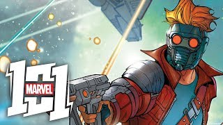 Star-Lord (Peter Quill) | Marvel 101