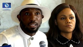 Timi Dakolo Claims Police Wanted To Abduct Him, Wife