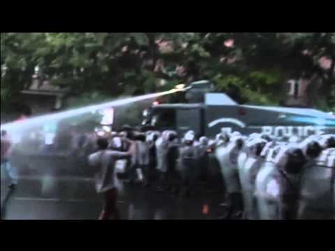 Armenian Mass Protests: Over 200 arrested at rally against soaring electricity tariffs