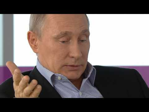 What Putin really thinks about gays - BBC NEWS