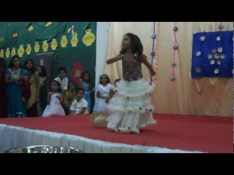 MANASVI DANCE PROGRAM