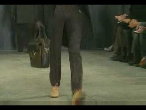 Louis Vuitton Fall/Winter 2009-10 Menswear Collection Part 1/2