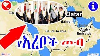 የአረቦች ጠብ The Arab States - DW Amharic (June 12, 2017)