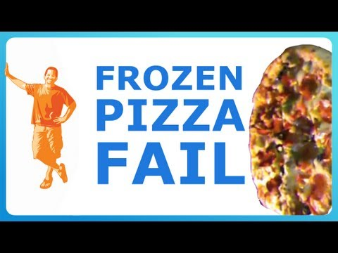 EPIC FAIL - DIGIORNO PIZZA