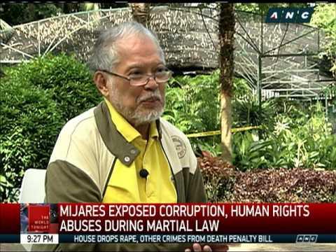 Primitivo Mijares: The insider turned whistleblower