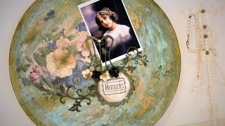 Vintage Memories Shabby Chic Support